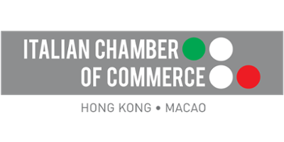 Italian Chamber of Commerce Hong Kong & Macao logo
