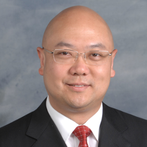 Charles Ng (Associate Director-General Of Investment Promotion of Invest Hong Kong)