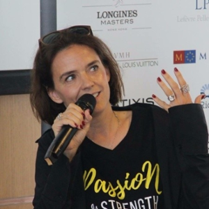 Karena Belin (Co-founder and CEO of WHub)