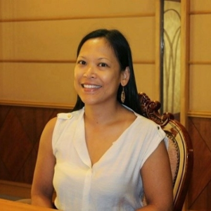 Jonnet Bernal (Centre Manager at Christian Action)