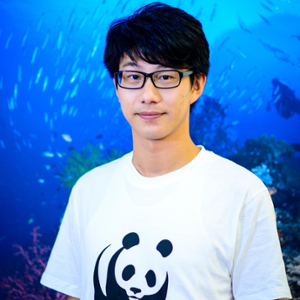 Patrick Yeung (Project Manager at Oceans Conservation at WWF-Hong Kong)