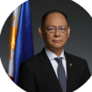 Benjamin Diokno (Secretary, Department of Budget and Management)