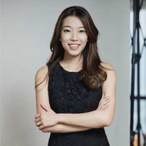 Sally Yau (Consultant at The Cage, The Lane Crawford Joyce Group)