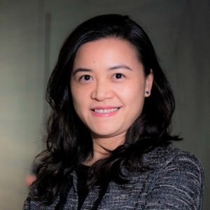 Cherry Lam (Partner at EY)