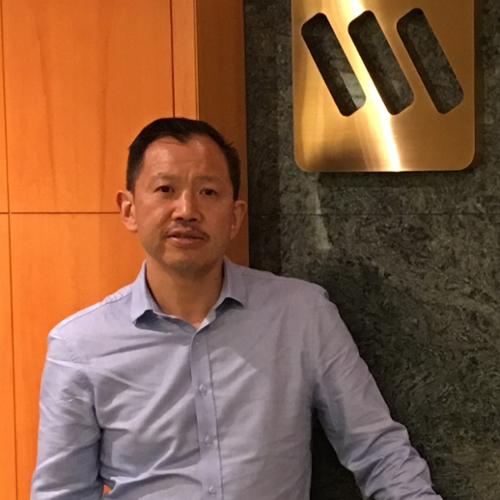 Henry Louie (Managing Director of Wilson Group)