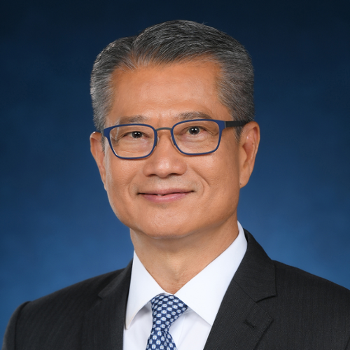Paul CHAN (Financial Secretary at Hong Kong Institute of Certified Public Accountants)
